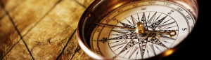 kompassflatt
